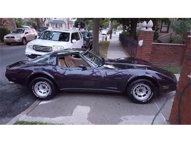 1980 Chevrolet Corvette (CC-1121592) for sale in Cadillac, Michigan