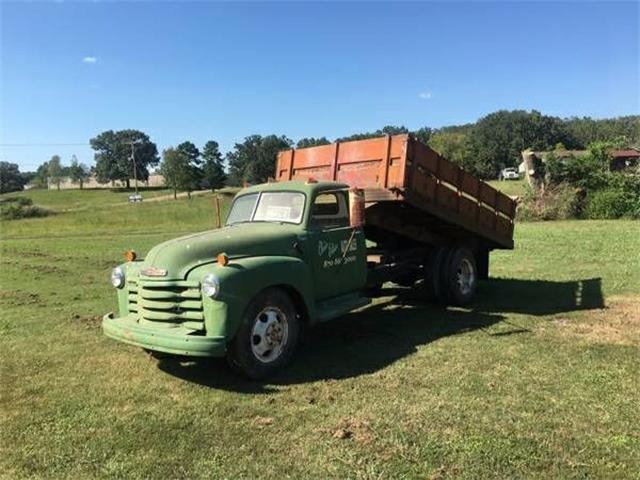 1949 Chevrolet Dump Truck (CC-1121597) for sale in Cadillac, Michigan