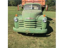 1949 Chevrolet Dump Truck (CC-1121597) for sale in Cadillac, Michigan