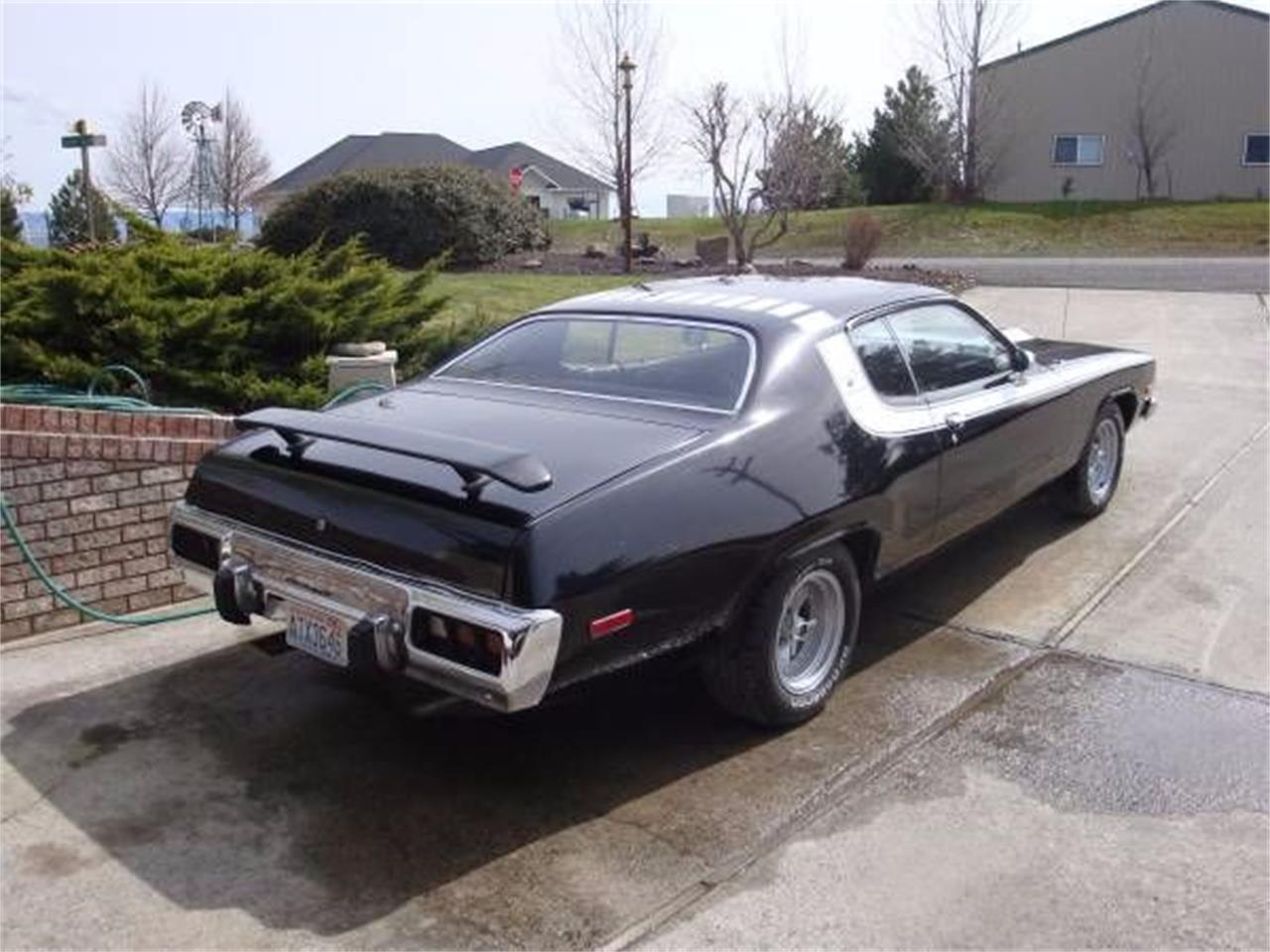 1973 Plymouth Road Runner (CC-1121604) for sale in Cadillac, Michigan