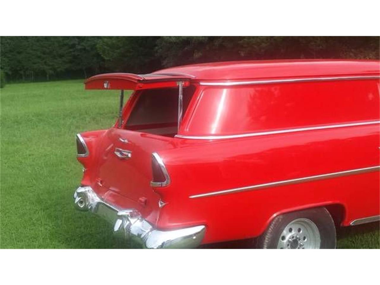1955 Chevrolet Sedan Delivery (CC-1121606) for sale in Cadillac, Michigan