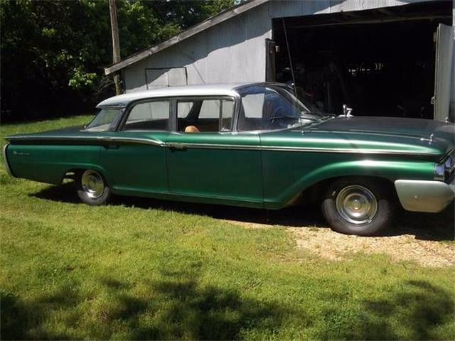 1960 Mercury Monterey (CC-1121613) for sale in Cadillac, Michigan