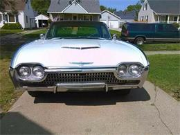 1962 Ford Thunderbird (CC-1121617) for sale in Cadillac, Michigan