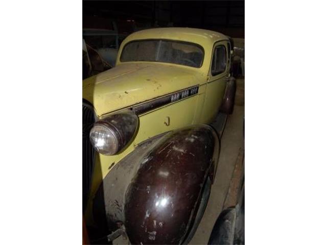 1936 Oldsmobile Sedan