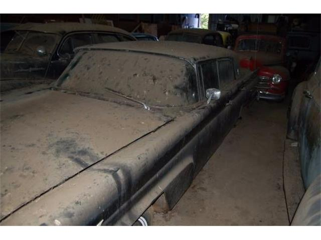 1958 Lincoln Town Car (CC-1121622) for sale in Cadillac, Michigan