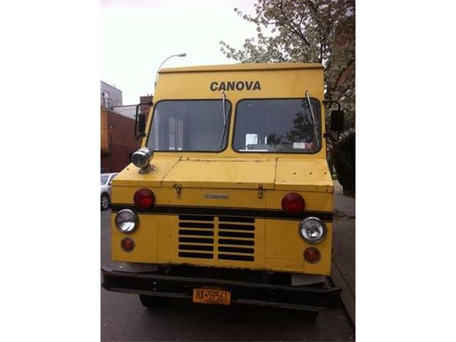 1971 International Van (CC-1121636) for sale in Cadillac, Michigan