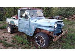 1955 Willys Jeep (CC-1121641) for sale in Cadillac, Michigan