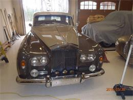 1963 Rolls-Royce Silver Cloud III (CC-1121649) for sale in Cadillac, Michigan
