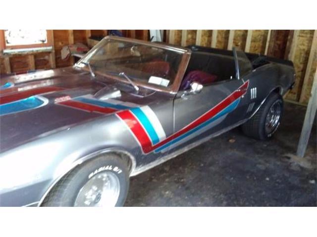 1968 Pontiac Firebird (CC-1121660) for sale in Cadillac, Michigan