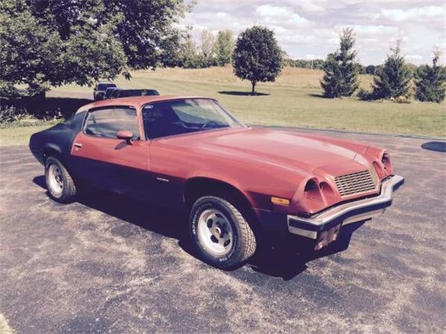 1976 Chevrolet Camaro (CC-1121686) for sale in Cadillac, Michigan