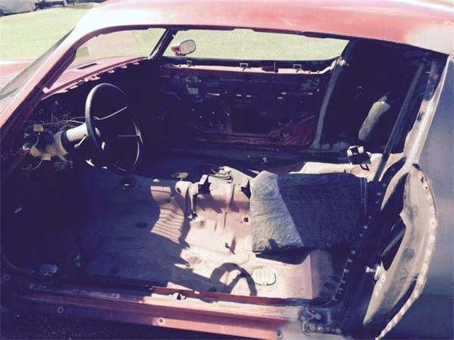 1976 Chevrolet Camaro (CC-1121686) for sale in Cadillac, Michigan