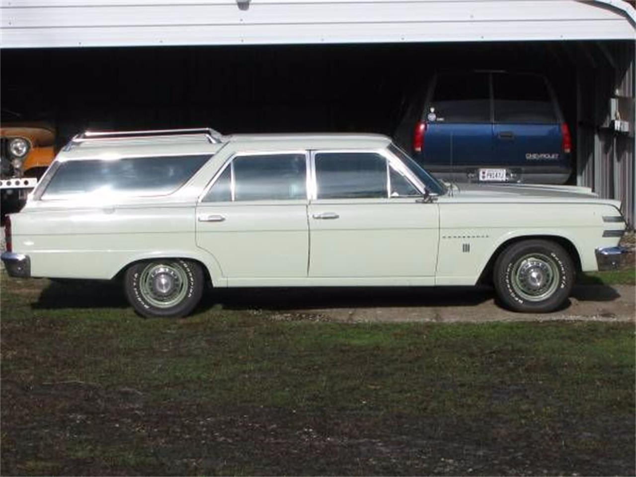 1966 AMC Ambassador (CC-1121692) for sale in Cadillac, Michigan