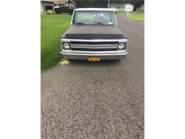 1969 Chevrolet C10 (CC-1121709) for sale in Cadillac, Michigan