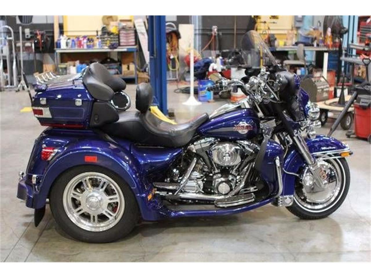 2006 Harley-Davidson Trike (CC-1121710) for sale in Cadillac, Michigan