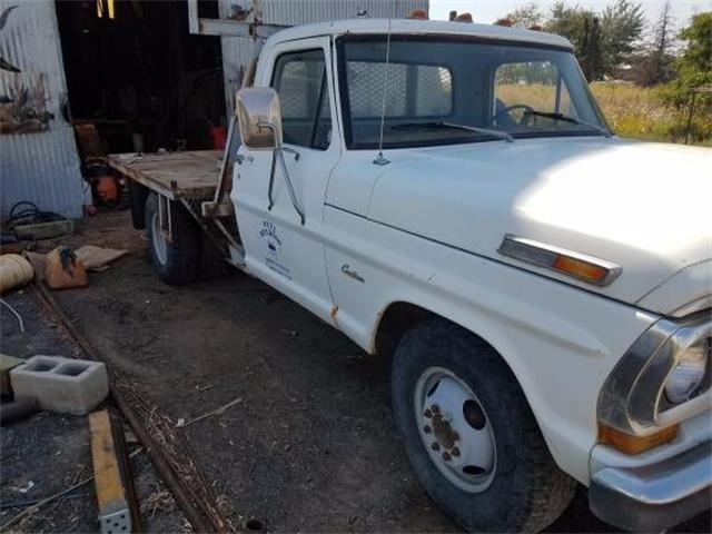 1971 Ford F350 (CC-1121717) for sale in Cadillac, Michigan
