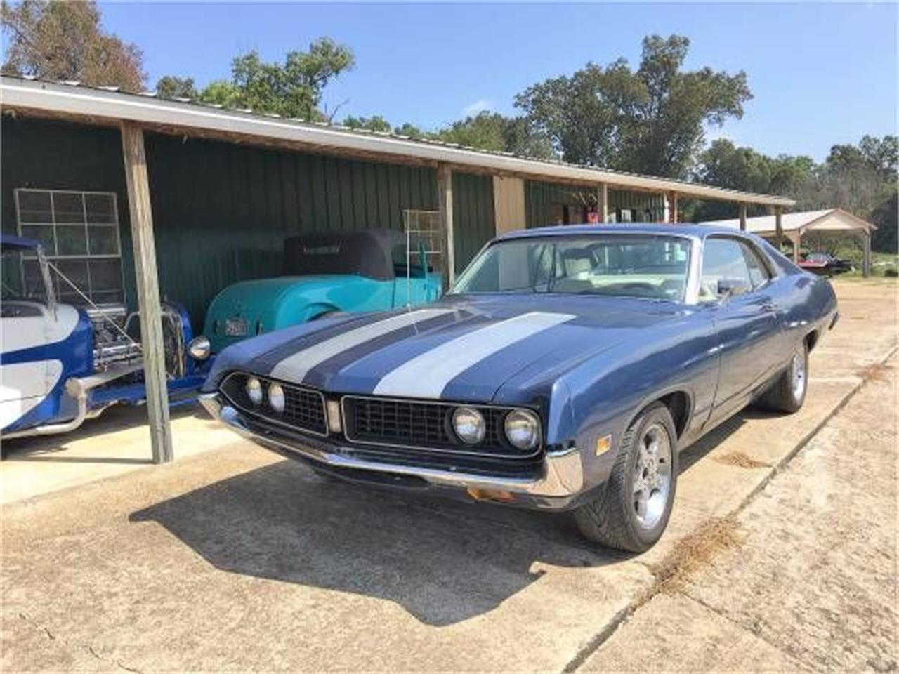 1971 Ford Torino (CC-1121728) for sale in Cadillac, Michigan