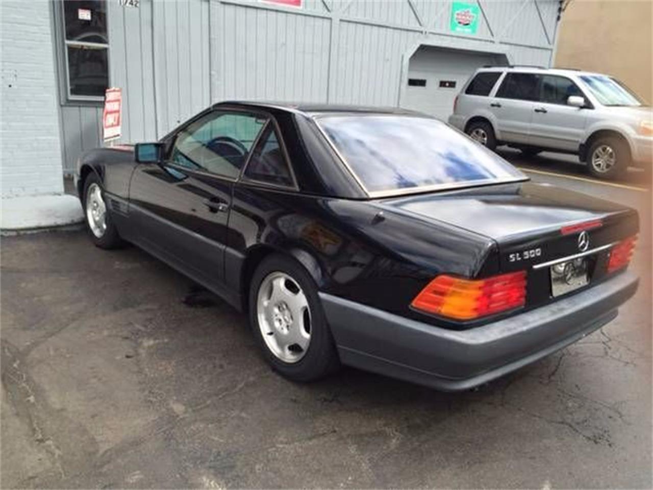 1991 Mercedes-Benz 500SL (CC-1121733) for sale in Cadillac, Michigan