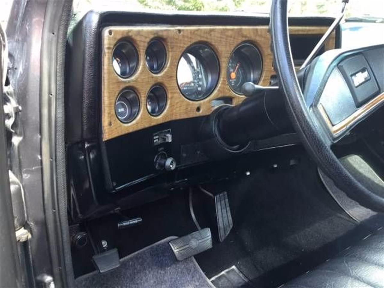 1977 Chevrolet C10 (CC-1121736) for sale in Cadillac, Michigan