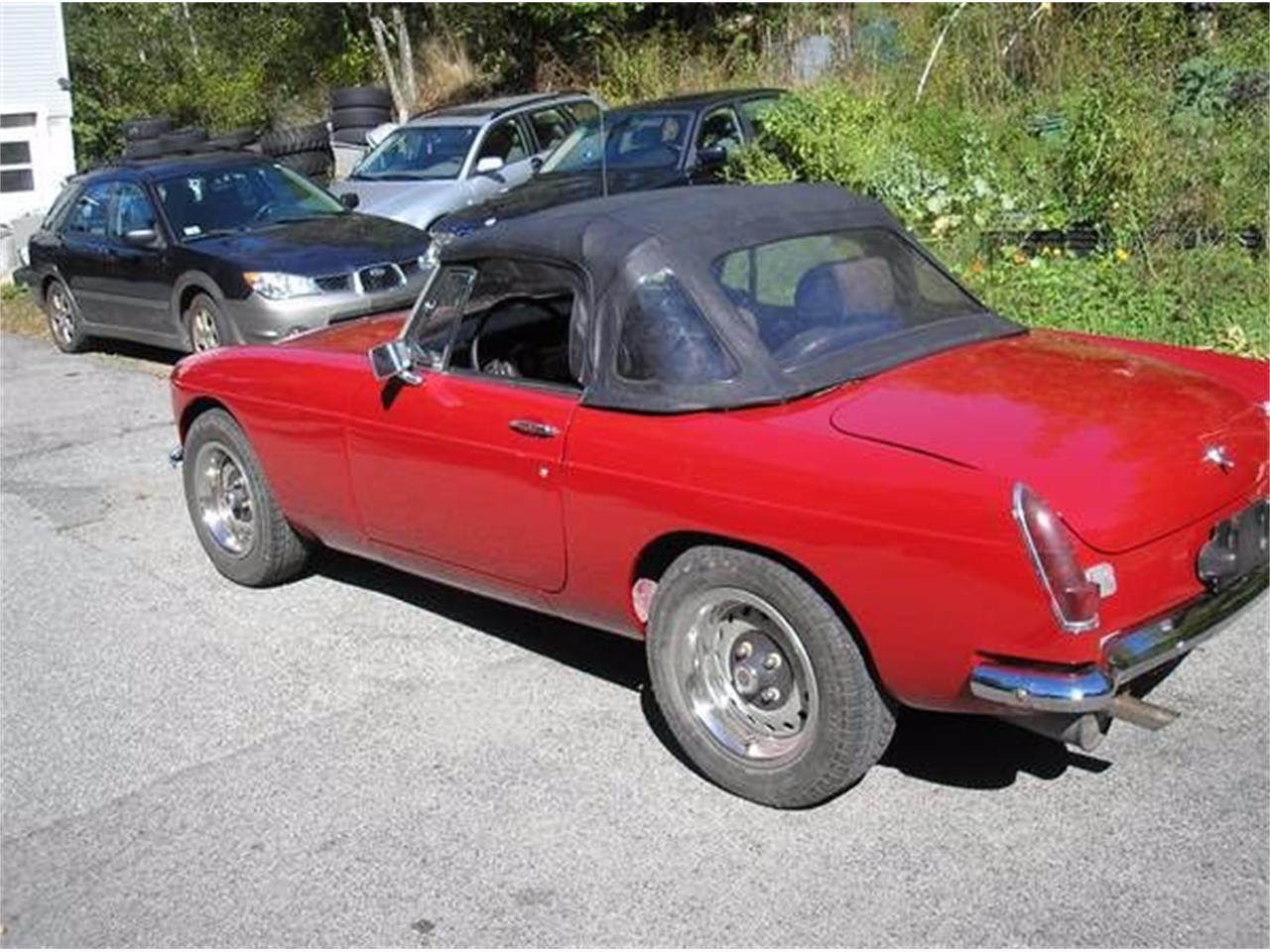 1970 MG MGB (CC-1121743) for sale in Cadillac, Michigan