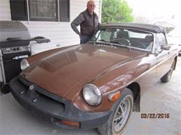 1979 MG MGB (CC-1121748) for sale in Cadillac, Michigan