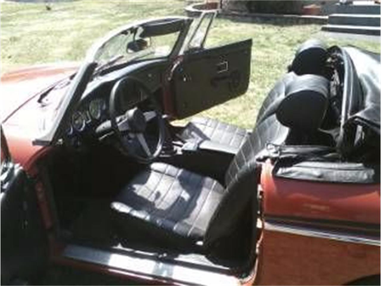 1976 MG MGB (CC-1121754) for sale in Cadillac, Michigan