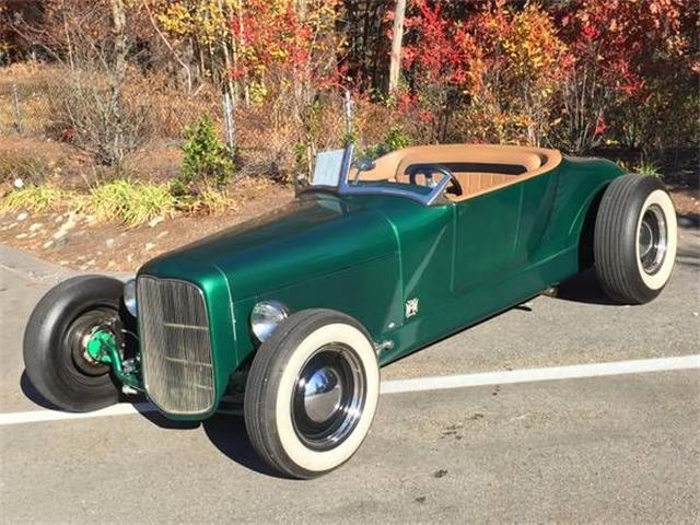 1927 Ford Roadster (CC-1121758) for sale in Cadillac, Michigan
