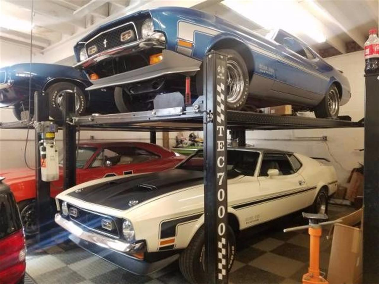 1971 Ford Mustang (CC-1121760) for sale in Cadillac, Michigan