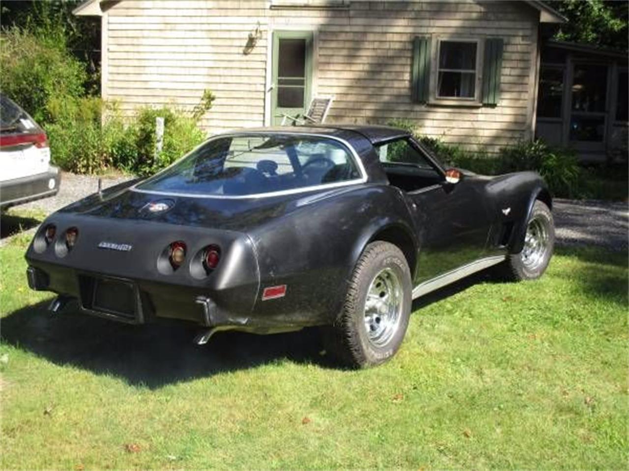 1978 Chevrolet Corvette (CC-1121765) for sale in Cadillac, Michigan
