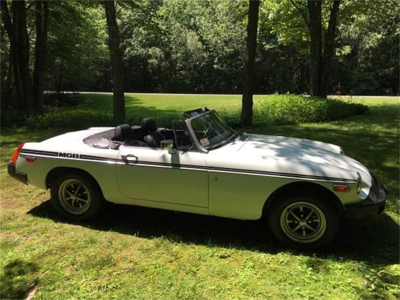 1978 MG MGB (CC-1121766) for sale in Cadillac, Michigan