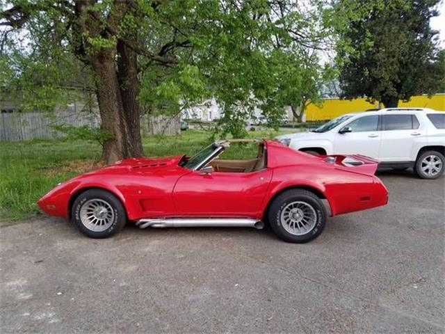 1976 Chevrolet Corvette (CC-1121774) for sale in Cadillac, Michigan