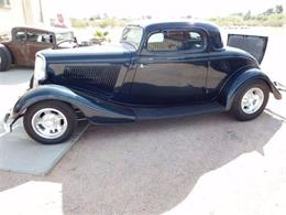 1934 Ford Coupe (CC-1121786) for sale in Cadillac, Michigan