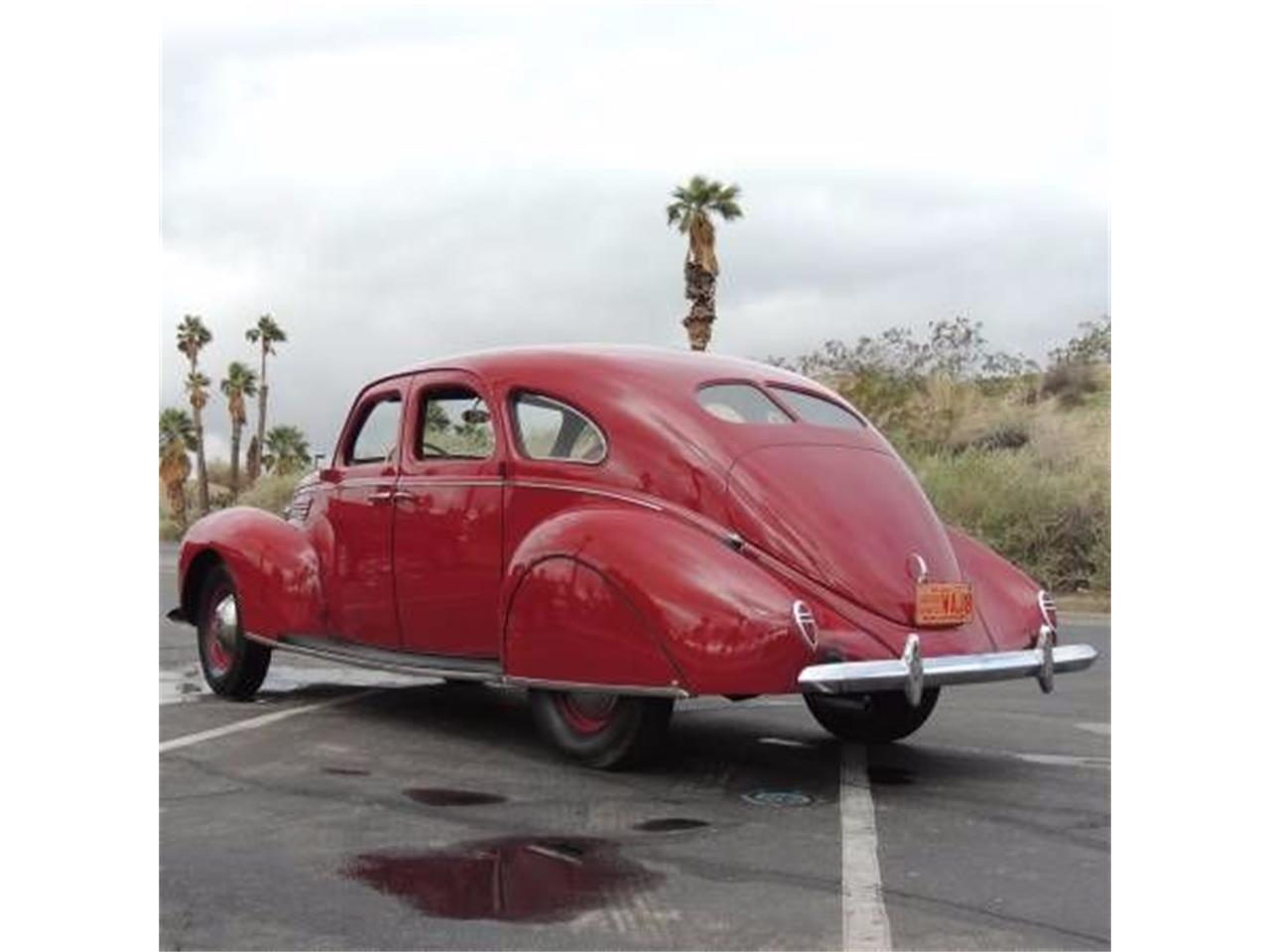 1938 Lincoln Zephyr (CC-1121790) for sale in Cadillac, Michigan