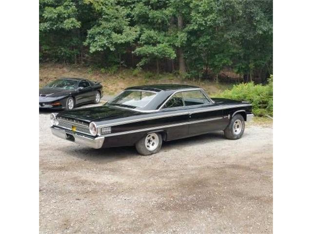 1963 Ford Galaxie 500 (CC-1121796) for sale in Cadillac, Michigan