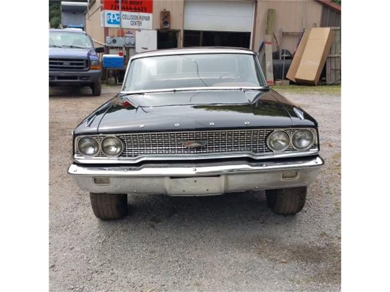 1963 Ford Galaxie 500 (CC-1121796) for sale in Cadillac, Michigan