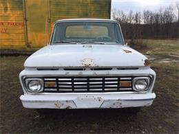 1963 Ford F100 (CC-1121799) for sale in Cadillac, Michigan