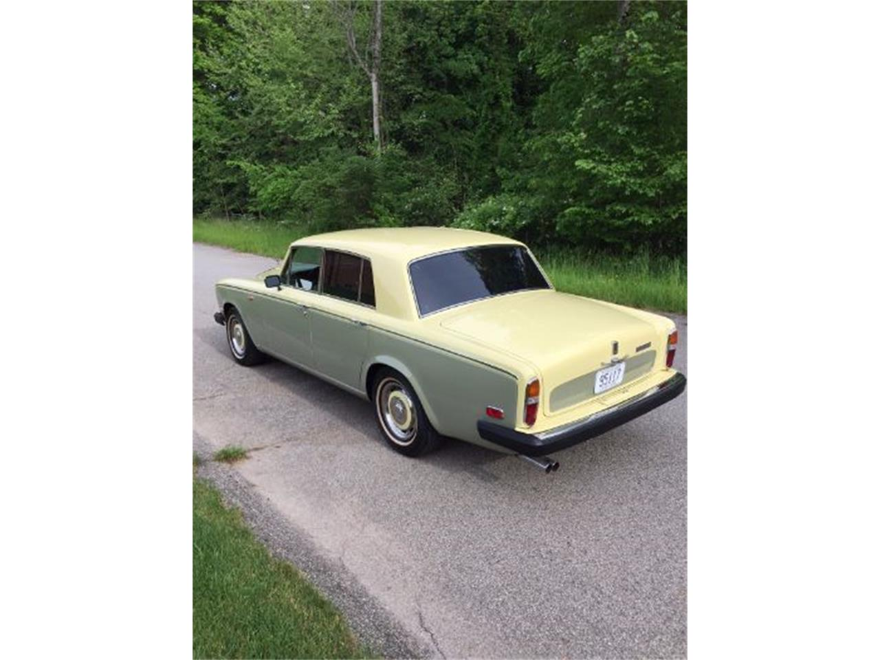 1977 Rolls-Royce Silver Shadow (CC-1121802) for sale in Cadillac, Michigan