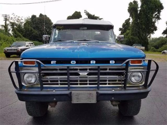1966 Ford F250 (CC-1121818) for sale in Cadillac, Michigan