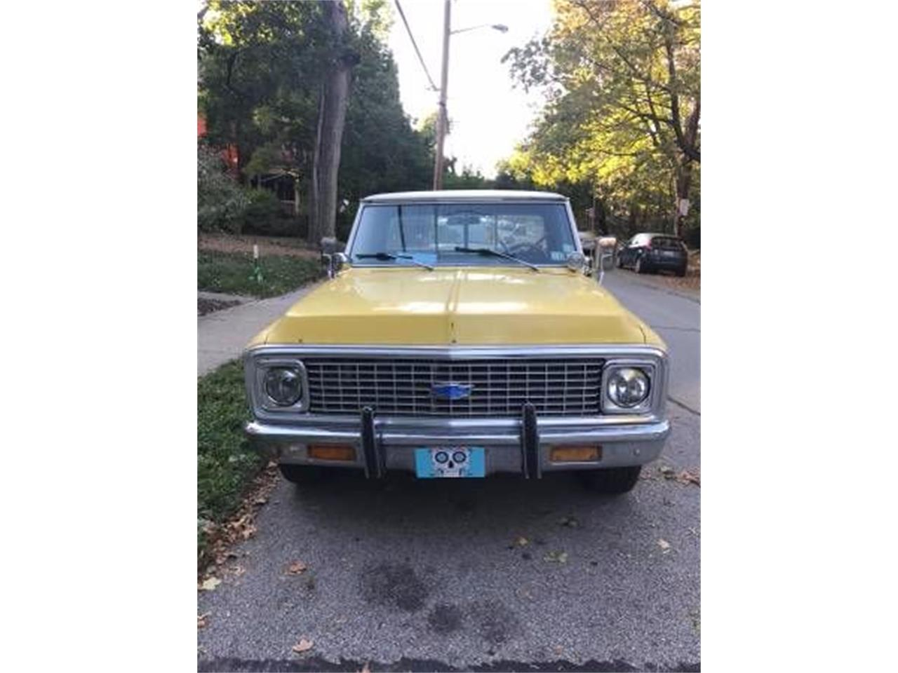 1971 Chevrolet C10 (CC-1121838) for sale in Cadillac, Michigan