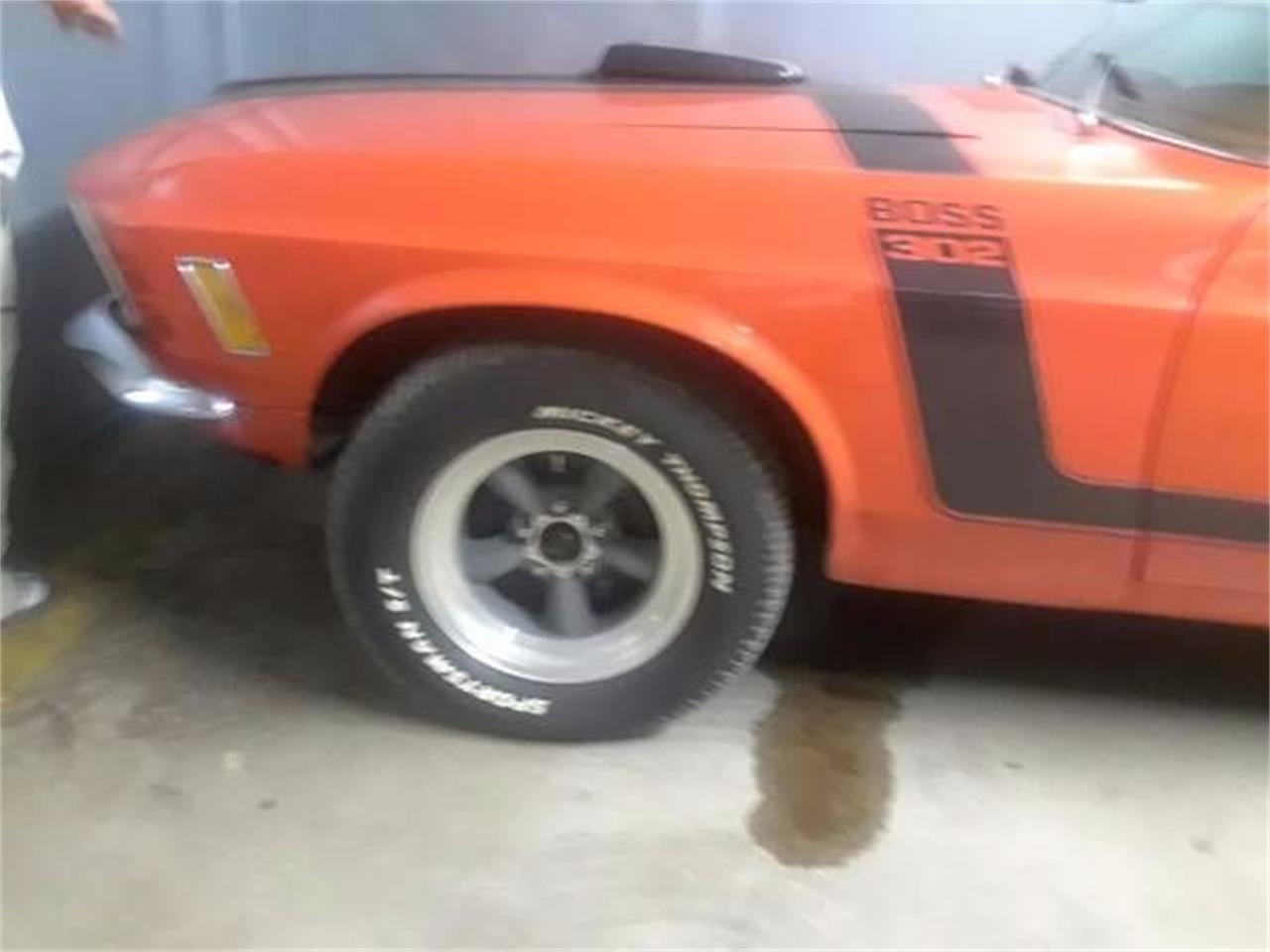 1970 Ford Mustang (CC-1121844) for sale in Cadillac, Michigan