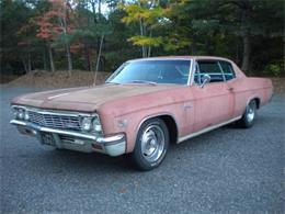 1966 Chevrolet Caprice (CC-1121847) for sale in Cadillac, Michigan