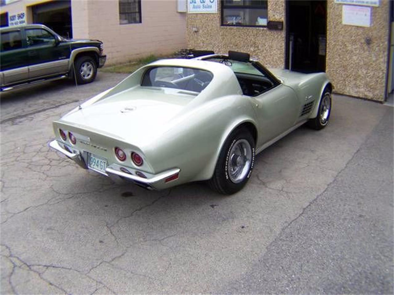 1972 Chevrolet Corvette (CC-1121848) for sale in Cadillac, Michigan