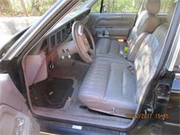 1988 Lincoln Continental (CC-1121850) for sale in Cadillac, Michigan
