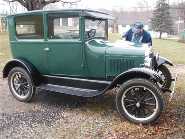 1927 Ford Model T (CC-1121878) for sale in Cadillac, Michigan