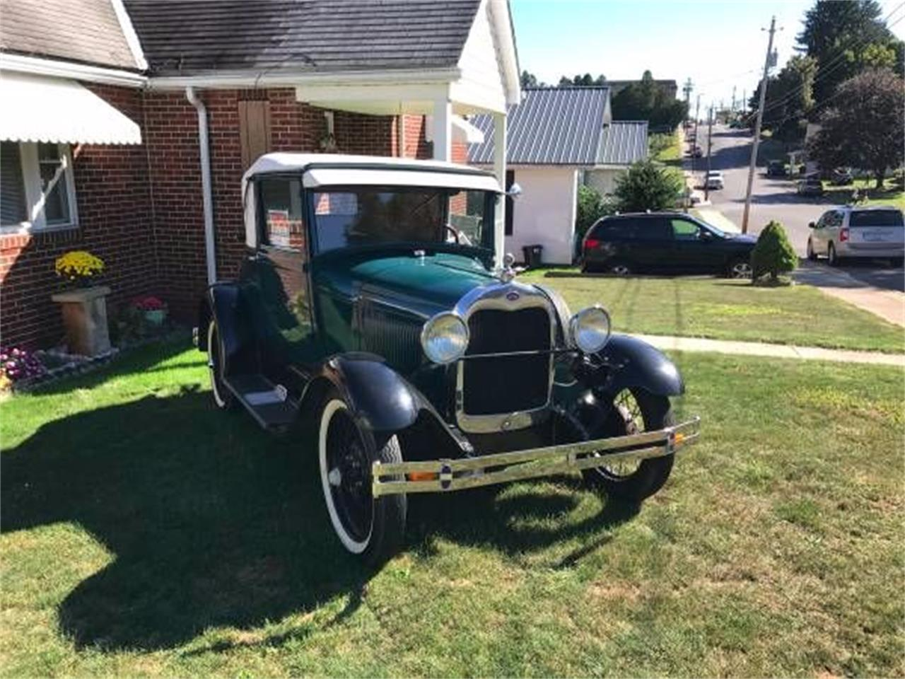 1928 Ford Model A (CC-1121880) for sale in Cadillac, Michigan