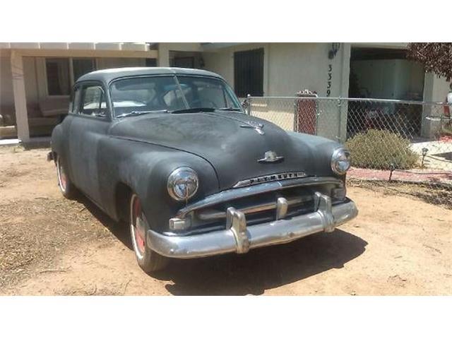 1951 Plymouth Concord (CC-1121899) for sale in Cadillac, Michigan