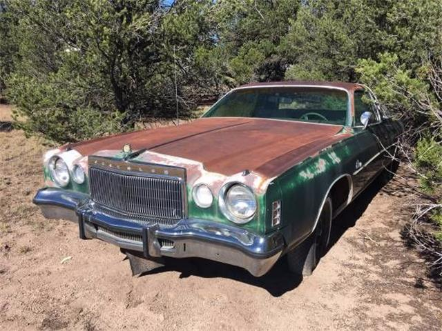 1976 Chrysler Cordoba (CC-1121906) for sale in Cadillac, Michigan