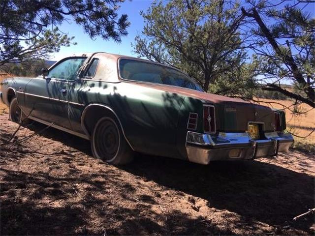 1976 Chrysler Cordoba (CC-1121906) for sale in Cadillac, Michigan