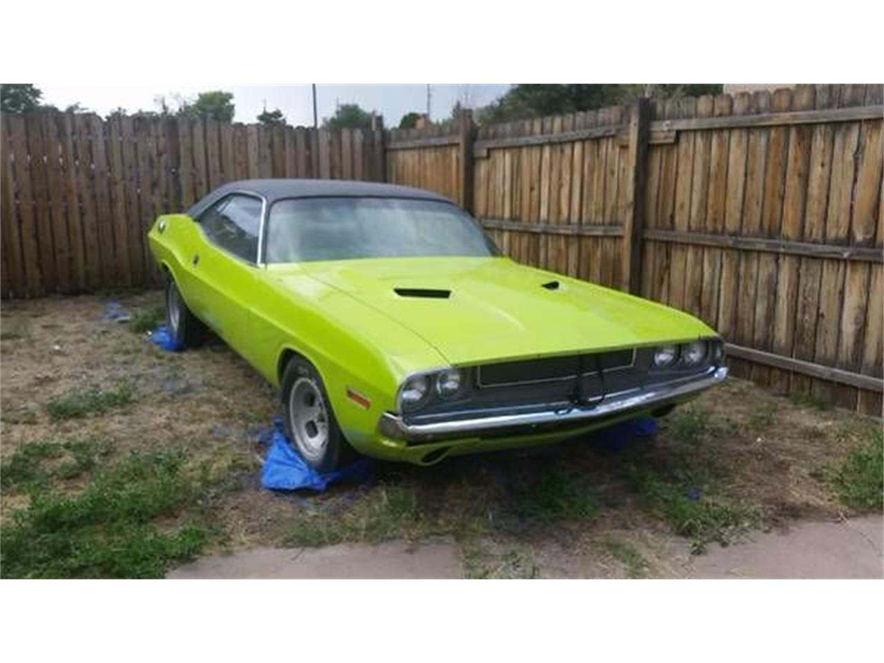 1970 Dodge Challenger (CC-1121913) for sale in Cadillac, Michigan