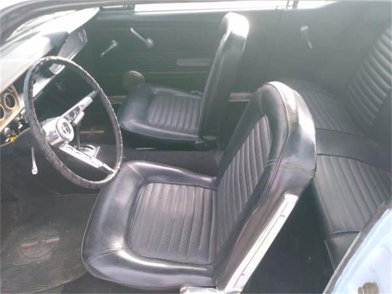 1966 Ford Mustang (CC-1121926) for sale in Cadillac, Michigan