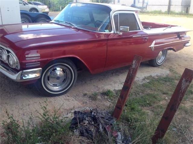 1960 Chevrolet El Camino (CC-1121927) for sale in Cadillac, Michigan
